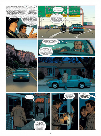 Page 8 Alpha tome 9