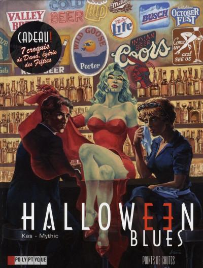 Couverture halloween blues tome 4 - point de chute