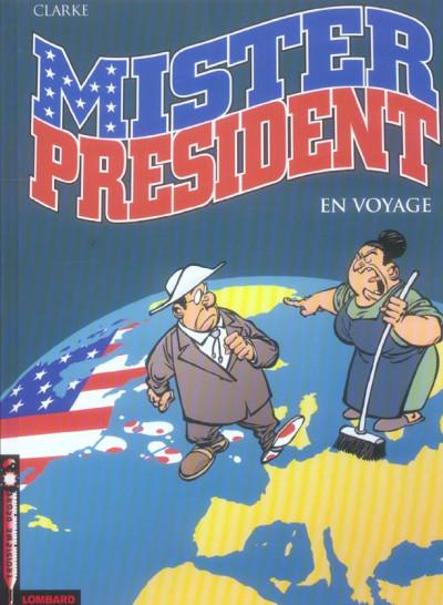 image de mister président tome 2 - en voyage