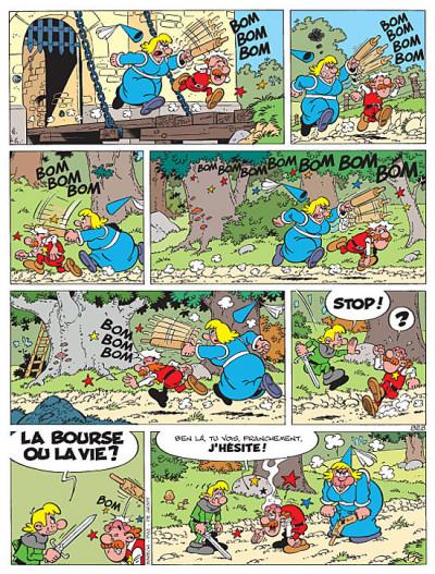 Page 1 robin dubois tome 20 - au bout du rouleau