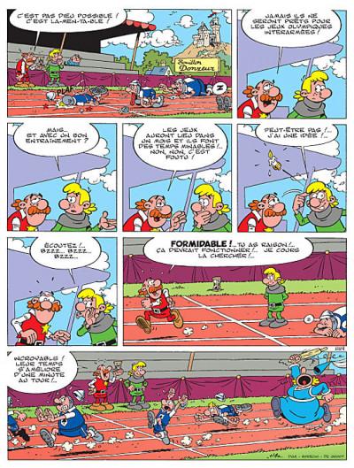 Page 2 robin dubois tome 20 - au bout du rouleau