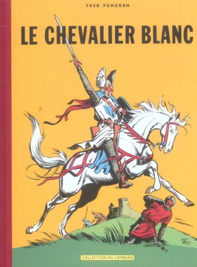 Couverture le chevalier blanc