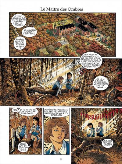 Page 3 Niklos Koda tome 8