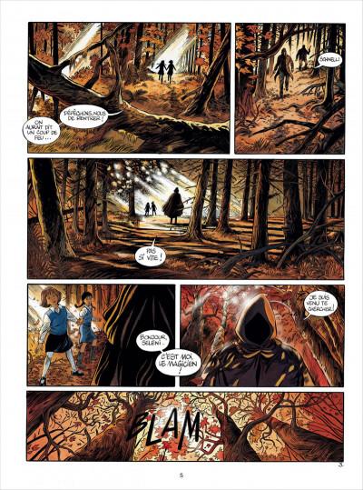 Page 5 Niklos Koda tome 8