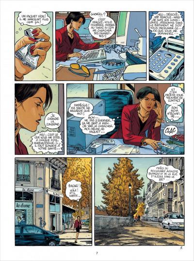 Page 7 Niklos Koda tome 8
