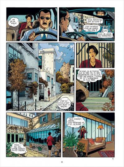 Page 8 Niklos Koda tome 8