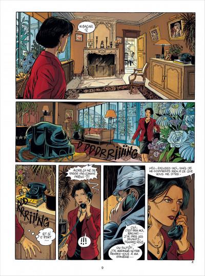 Page 9 Niklos Koda tome 8