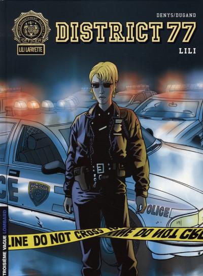 image de district 77 tome 1 - Lili