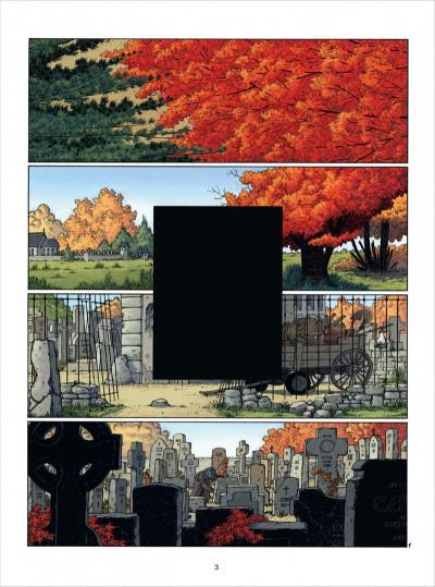 Page 3 capricorne tome 11 - patrick