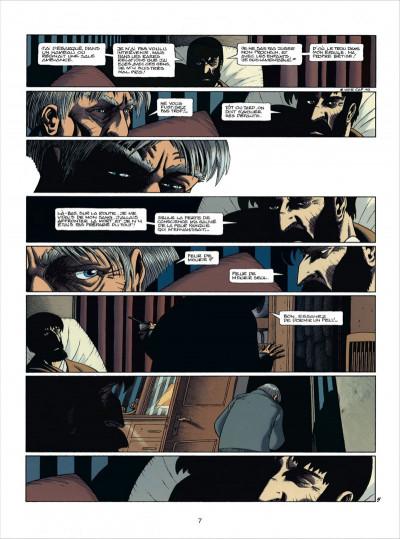 Page 7 capricorne tome 11 - patrick