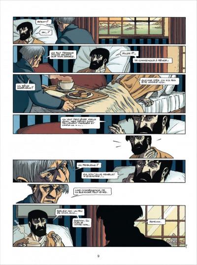 Page 9 capricorne tome 11 - patrick