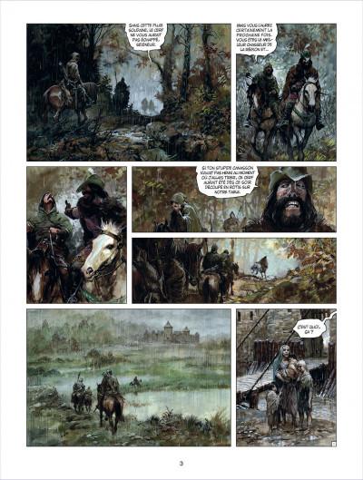 Page 3 thorgal tome 29 - le sacrifice