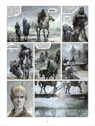 Page 4 thorgal tome 29 - le sacrifice