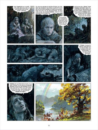 Page 6 thorgal tome 29 - le sacrifice