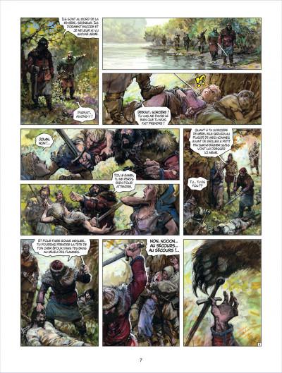 Page 7 thorgal tome 29 - le sacrifice