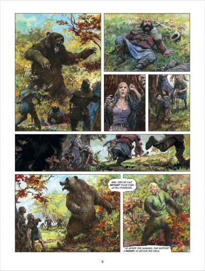 Page 8 thorgal tome 29 - le sacrifice