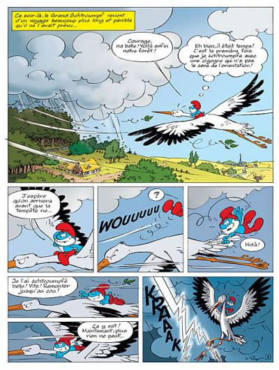 Page 1 les schtroumpfs tome 25 - un enfant chez les schtroumpfs