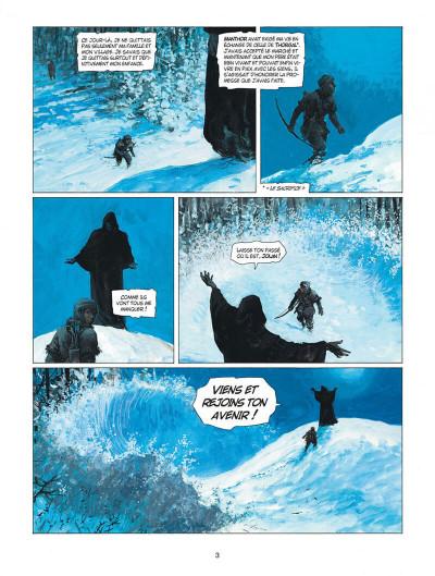 Page 3 thorgal tome 30 - moi, jolan
