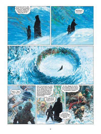 Page 4 thorgal tome 30 - moi, jolan