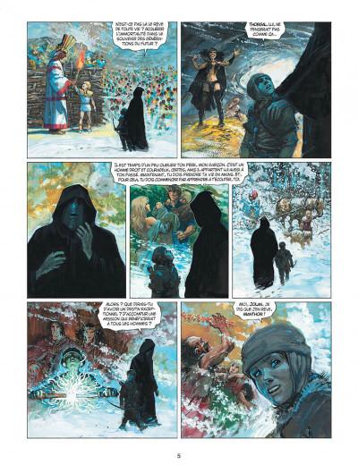 Page 5 thorgal tome 30 - moi, jolan