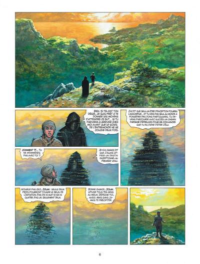 Page 6 thorgal tome 30 - moi, jolan