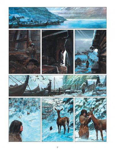 Page 7 thorgal tome 30 - moi, jolan