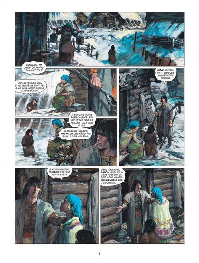 Page 8 thorgal tome 30 - moi, jolan