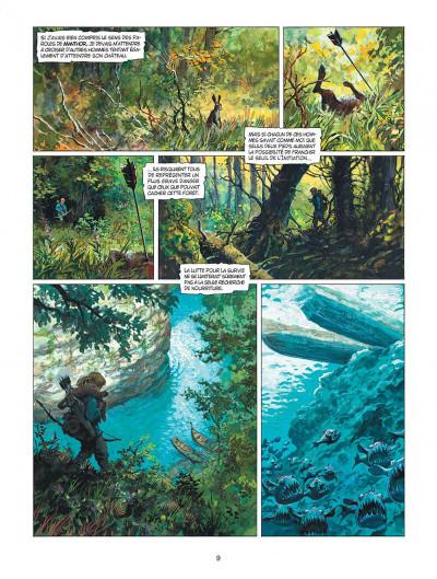 Page 9 thorgal tome 30 - moi, jolan