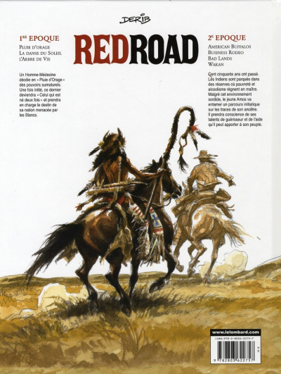 Dos red road ; intégrale