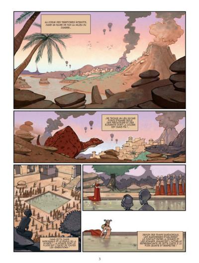Page 1 alika tome 1 - les territoires interdits