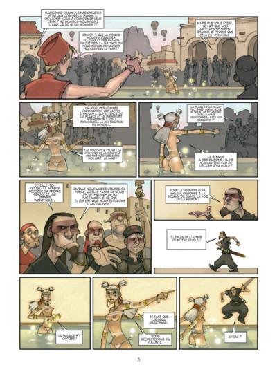 Page 3 alika tome 1 - les territoires interdits