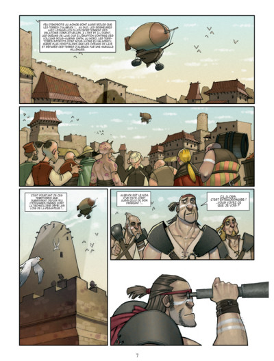 Page 5 alika tome 1 - les territoires interdits