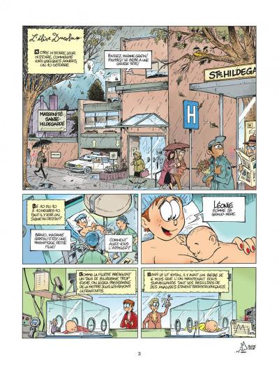 Page 3 l'élève ducobu tome 13 - pas vu, pas pris !