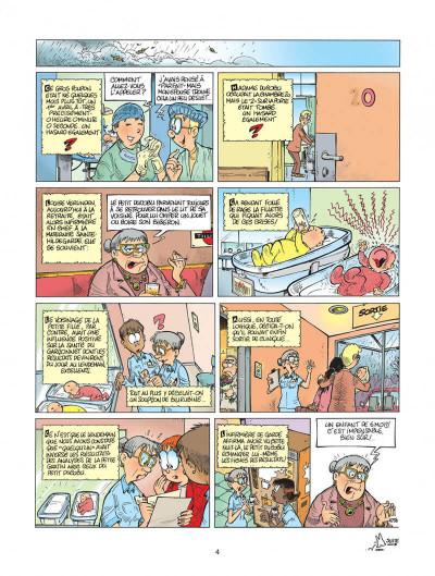 Page 4 l'élève ducobu tome 13 - pas vu, pas pris !
