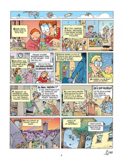 Page 5 l'élève ducobu tome 13 - pas vu, pas pris !