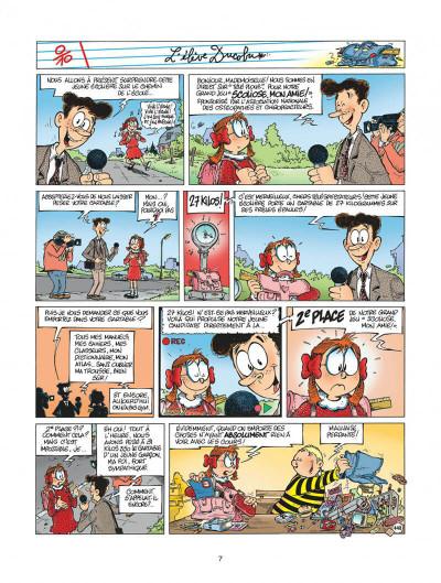 Page 7 l'élève ducobu tome 13 - pas vu, pas pris !