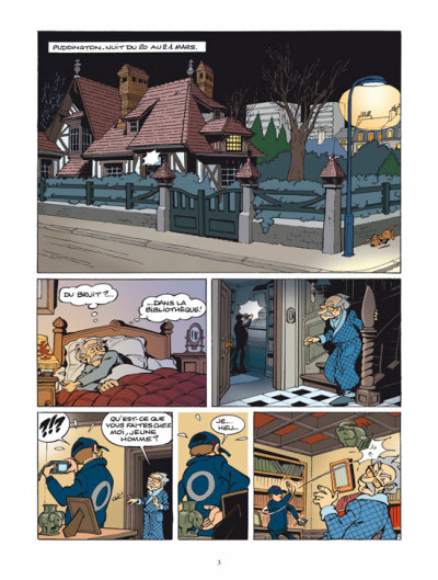 Page 1 clifton tome 21 - la balade irlandaise