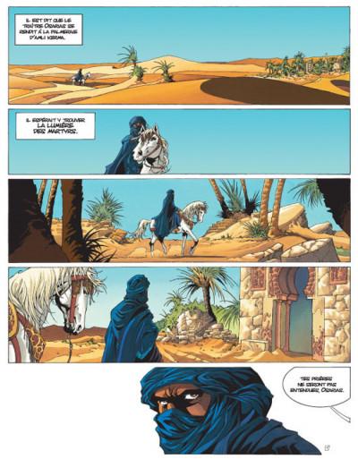 Page 1 croisade tome 1 - simoun dja