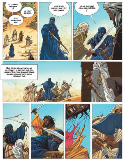 Page 2 croisade tome 1 - simoun dja
