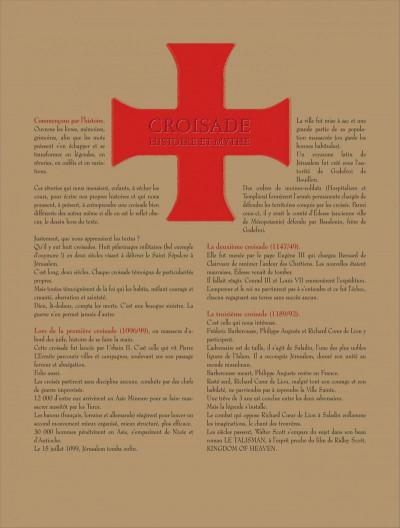 Page 3 croisade tome 1 - simoun dja