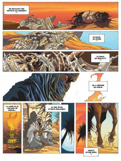 Page 4 croisade tome 1 - simoun dja