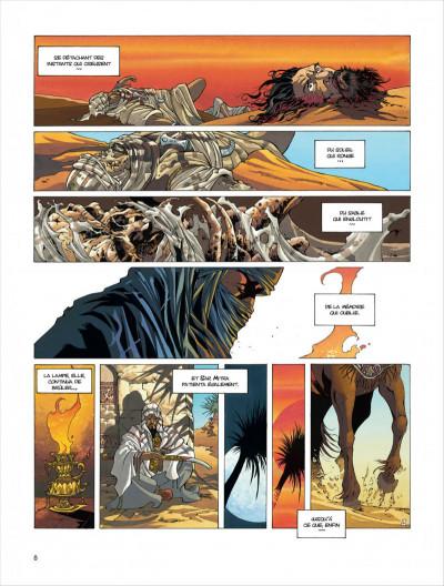 Page 8 croisade tome 1 - simoun dja