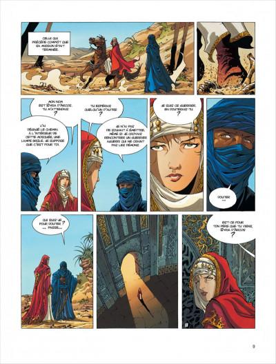 Page 9 croisade tome 1 - simoun dja