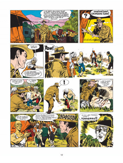 Page 2 luc orient - intégrale tome 1