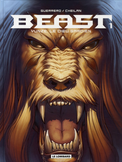 Couverture beast tome 1 - maison sigma