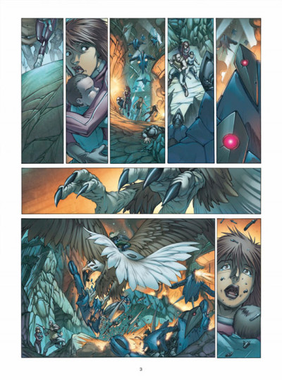 Page 2 beast tome 1 - maison sigma