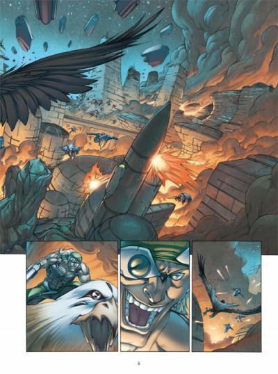 Page 4 beast tome 1 - maison sigma