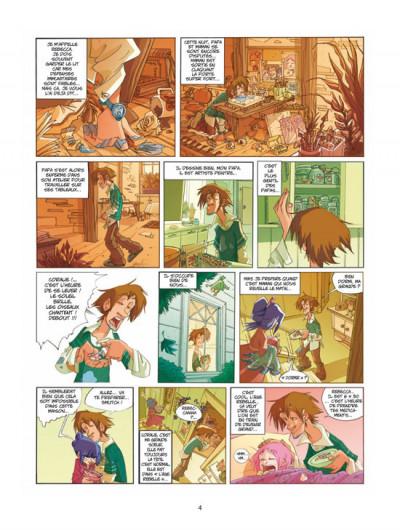Page 2 ernest et rebecca tome 1 - mon copain est un microbe