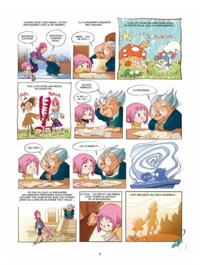 Page 4 ernest et rebecca tome 1 - mon copain est un microbe