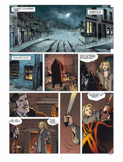 Page 1 les aventuriers du temps tome 1 - piégés